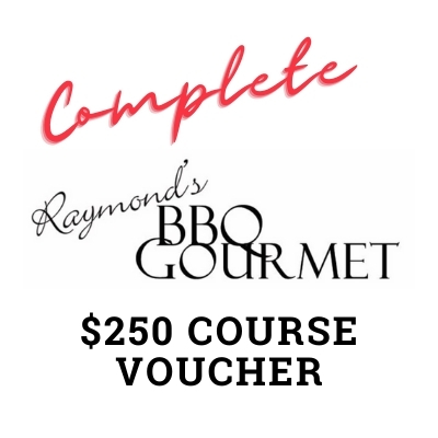 BBQ Gourmet Gift Voucher – Complete Course